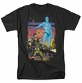 Watchmen t-shirt Winning The War mens black