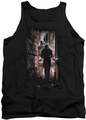 Watchmen tank top Alley mens black