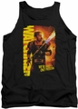 Watchmen tank top Smoke Em mens black