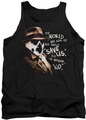 Watchmen tank top Whisper mens black