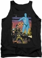 Watchmen tank top Winning The War mens black