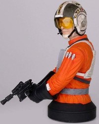 Wedge Antilles mini bust