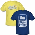White Castle t-shirts