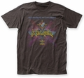 Winger Heart of the Young fitted jersey tee coal mens pre-order