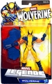 Wolverine action figure Wolverine Legends with Puck piece