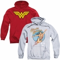 Wonder Woman adult Hoodies