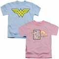 Wonder Woman Kids t shirts