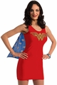 Wonder Woman Tank Dress adult costume