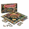 World of Warcraft Monopoly game