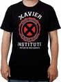 X-men Xavier Institute mens t-shirt