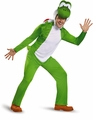 Yoshi Adult deluxe costume Super Mario Brothers