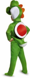 Yoshi Toddler costume Super Mario Brothers