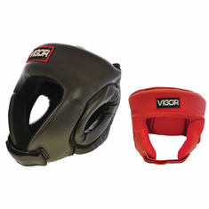 Vigor Open Face Headguard
