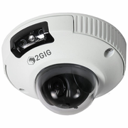 2GIG-CAM-250P - Outdoor HD Mini-Dome Security Camera