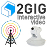 2GIG Cellular Interactive Alarm Monitoring & Video Service