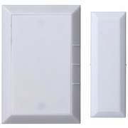 2GIG-DW40 - Wireless Bypass Door/Window Alarm Contact