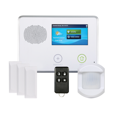 2GIG GC2 Panel Security System Videos
