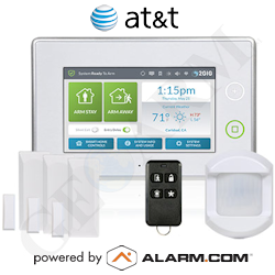 2GIG-KIT311-GC3 - GC3 Wireless Security System Kit (w/AT&T 3G Alarm.com Communicator)