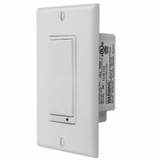 2GIG-WT00Z-1 - Wireless Z-Wave 3-Way Wall Accessory Switch
