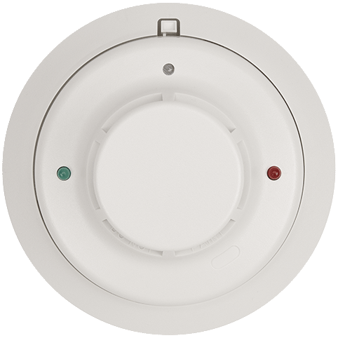 2wt b system sensor conventional 2 wire i3 photoelectric smoke detector w thermal. Black Bedroom Furniture Sets. Home Design Ideas