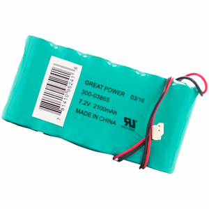 300-03865 - Honeywell Replacement Alarm Battery (for 5800RP Wireless Repeater)