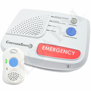 41911 - LogicMark CaretakerSentry Medical Alert PERS System (w/2-Way Voice Transmitter)