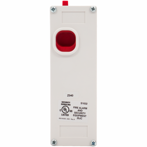 5869 - Honeywell Wireless Panic Alarm Holdup Switch