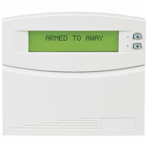 600-1020 - GE FTP1000 Fixed-English Alarm Keypad