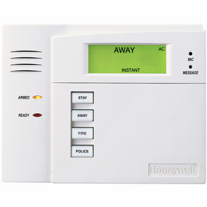 6150V - Honeywell Talking Fixed English Alarm Keypad