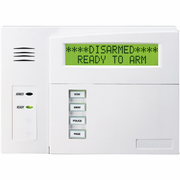 6160RF - Honeywell Alphanumeric Programming Alarm Keypad & Integrated Unlimited Zone Wireless Receiver