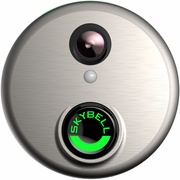ADC-VDB101 - Alarm.com WiFi Doorbell Camera (in Satin Nickel)