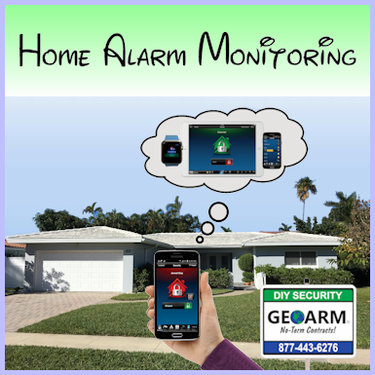 Cheap Home Alarm Monitoring
