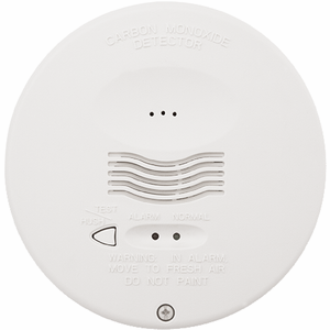 CO1224TR - Honeywell System Sensor 4-Wire Round Carbon Monoxide Detector w/RealTest Technology