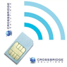 CRS200 - Telit Crossbridge Cellular Sim Card (for Videofied Control Panels)