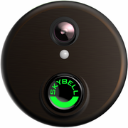 DBCAM-BR - Honeywell Wireless Video Doorbell Camera (in Bronze Color)