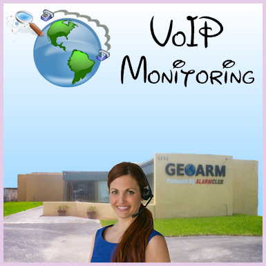 Digital VoIP Alarm Monitoring Form