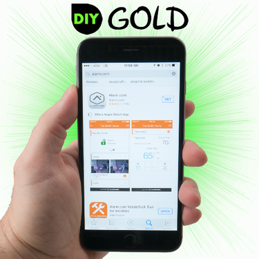DIY Alarm.com Commercial Cellular Gold Level Alarm Monitoring Services