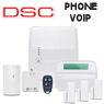 DSC Alexor VoIP & Phone Line Wireless Security System