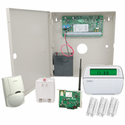 DSC PowerSeries PC1616 Dual-Path Hardwired Security System