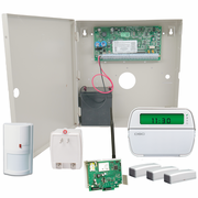 DSC PowerSeries PC1864 Cellular GSM Hybrid Security System