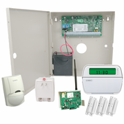 DSC PowerSeries PC1864 Cellular GSM Hardwired Security System