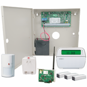 DSC PowerSeries PC1864 Dual-Path Hybrid Security System