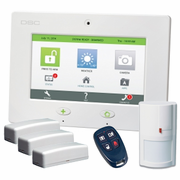 DSC Touch Wireless Security Systems