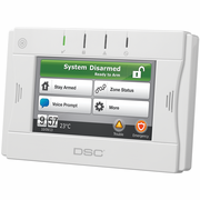 DSC Wireless Alarm Keypads