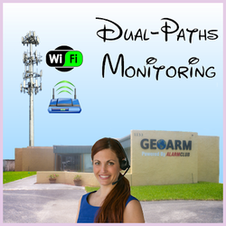 Dual-Path Alarm Monitoring