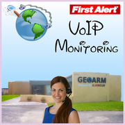First Alert VoIP Alarm Monitoring Service