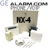Interlogix NetworX NX-4 Phone Line & VoIP Security System