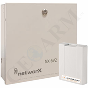 Interlogix NetworX NX-6 Cellular GSM Security System