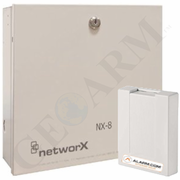 Interlogix NetworX NX-8 Cellular GSM Security System