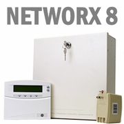 Interlogix NetworX NX-8 Hardwired Security Systems
